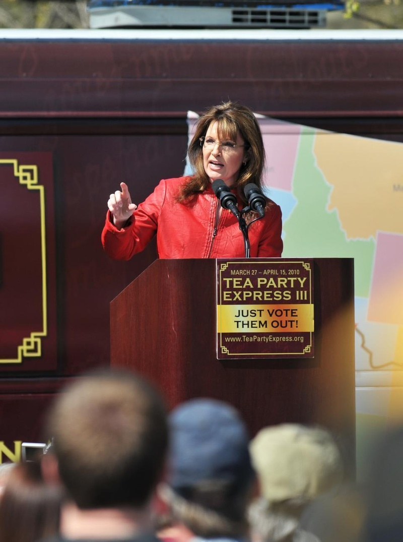 Palin's (Tea) Party