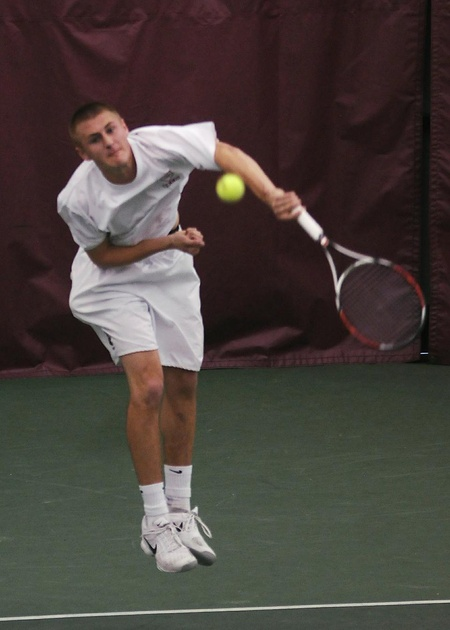 Men's Tennis Wins Two, Denies Yale Title | Sports | The ...
