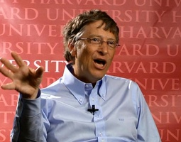 Bill Gates Exclusive Interview