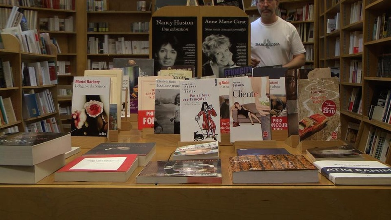 Specialty Bookstores in the Square