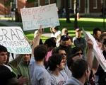 Endowment Drop and Budget Cuts