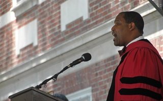 Winthrop House Commencement