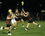 Lacrosse Sticks To It