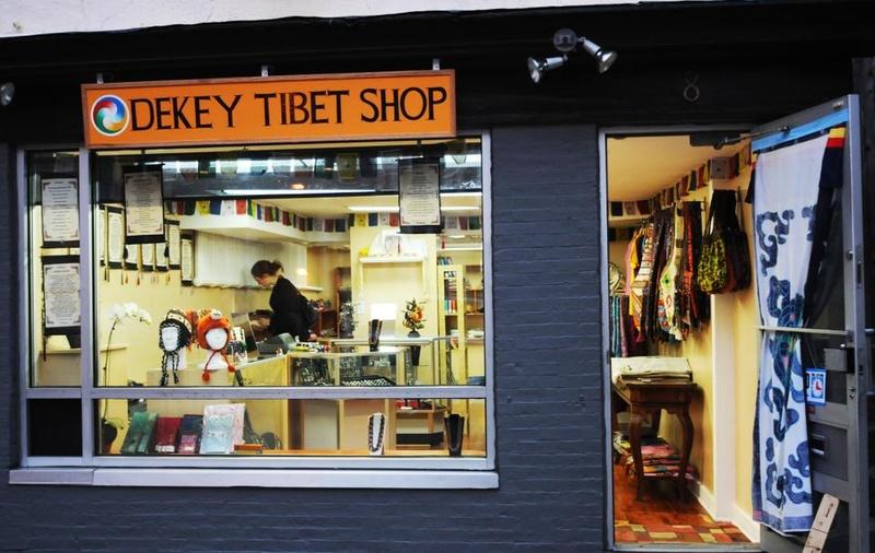 New Tibetan Gift Shop Opens In Square   News   The Harvard Crimson