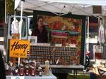 Farmers' Market at Harvard