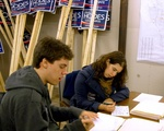 The Harvard College Democrats GOTV in New Hampshire
