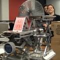 Harvard's First Rube Goldberg Day