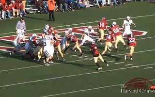 Harvard Football vs. Yale (Nov. 20, 2010)