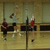 CRIMSON FACEOFF: Volume 3, Two-on-Two Volleyball