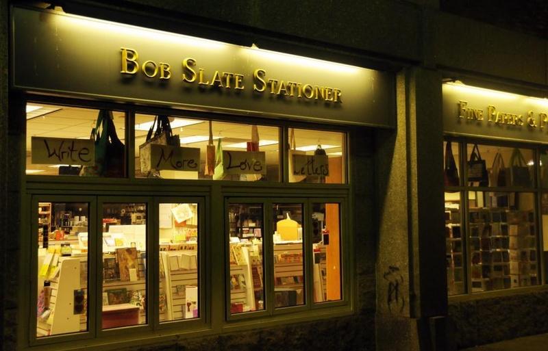 Closing of Bob Slate