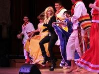 Shakira Cultural Rhythms
