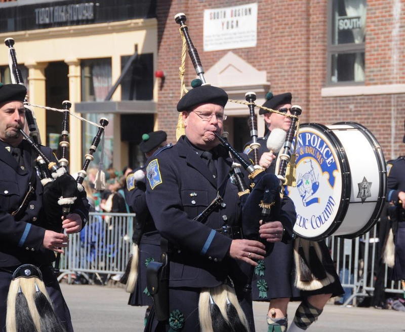 Bagpipes Section