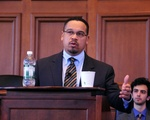 Keith Ellison on Muslim Radicalization