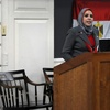 Sahar El-Nadi and the Egyptian Revolution