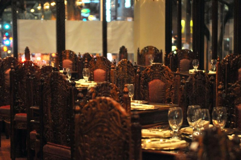 Indian restaurant opens news the harvard crimson - Maharaja fine indian cuisine ...