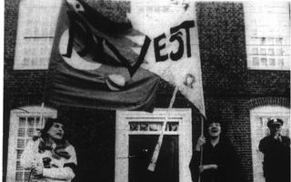 1986 Divestment Student Activists