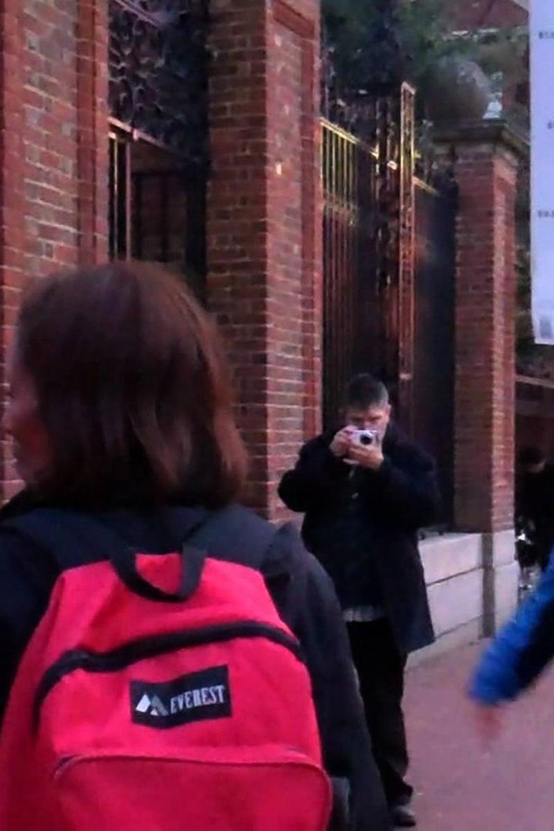 Occupy Harvard Rally - November 28, 2011