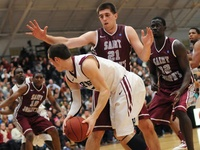 Men's Basketball vs. St. Joseph's