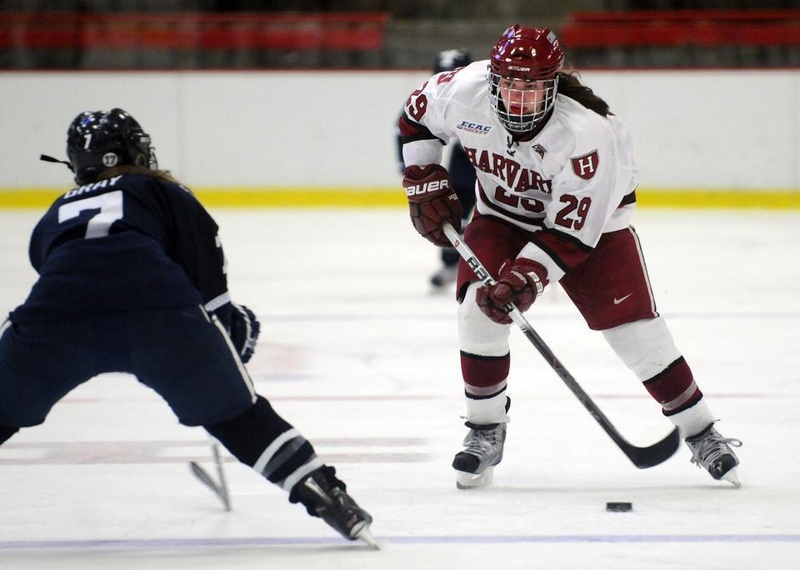 Women's Hockey Tops Union, 2-0 | Sports | The Harvard Crimson