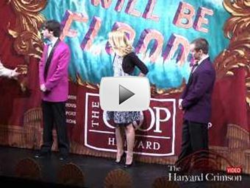 Claire Danes Named Hasty Pudding's 2012 Woman of the Year
