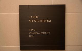 Falik Men's Room