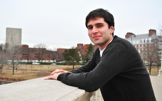 Lab Rat: Andy K. Cohen '13