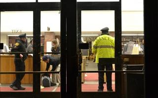 Police in Lamont