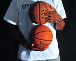 Freshman Steve Moundou-Missi