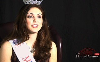 Kelsey Beck Wins Miss Boston Crown