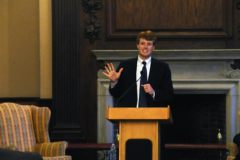 Joe Kennedy speech