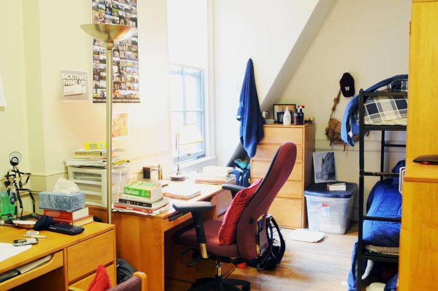 Dorm Room Decor Harvard