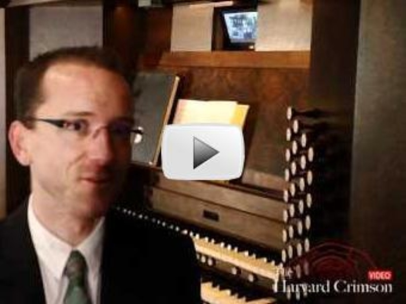 Memorial Church Debuts New Organ