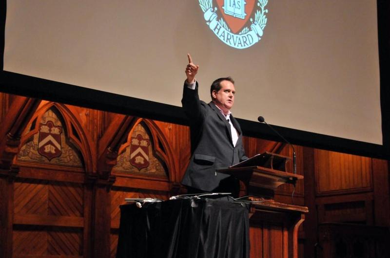 Harvard Thinks Big at Visitas