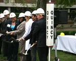 Old Quincy Groundbreaking