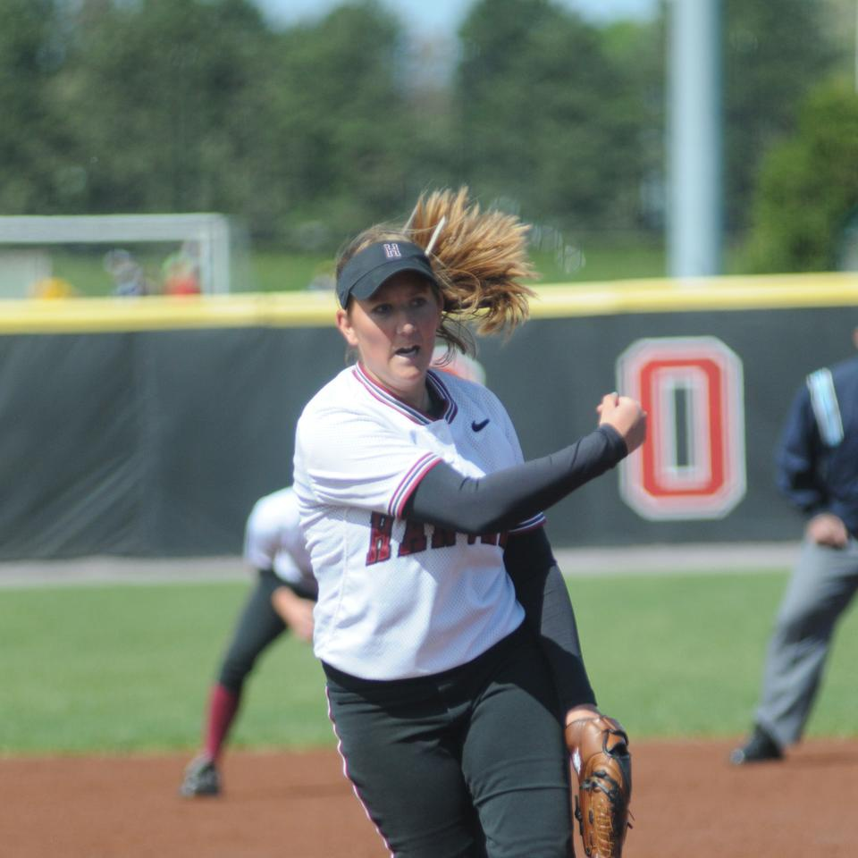 Co-captain Rachel Brown was named the Ivy League Pitcher of the Year after leading the Ancient Eight in opposing average, ERA, and strikeouts.