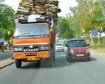 Cardboard Trucks