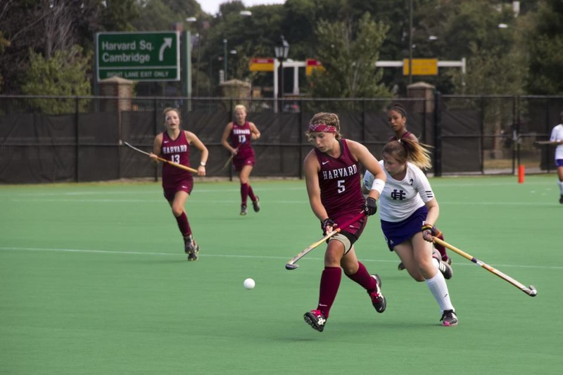Harvard-Holy Cross Offensive Attack