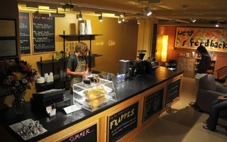 Cabot Caf Reopens Following Renovation News The
