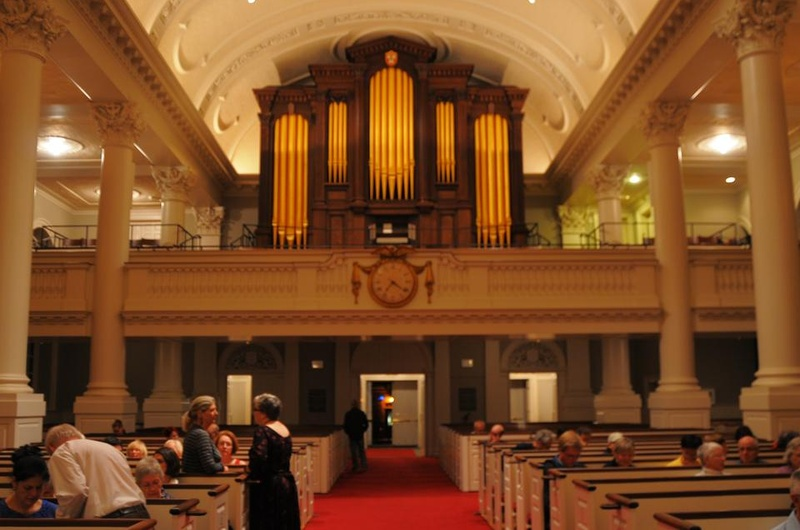 Bi-weekly Organ Recital Series
