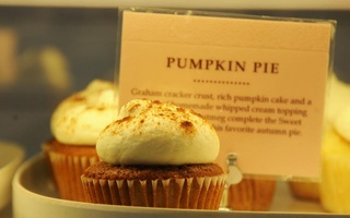 Pumpcakes for Everyone!