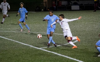 Men's Soccer vs. Columbia