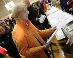 Warren at the Polls