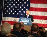 Deval Patrick at Warren Election Party