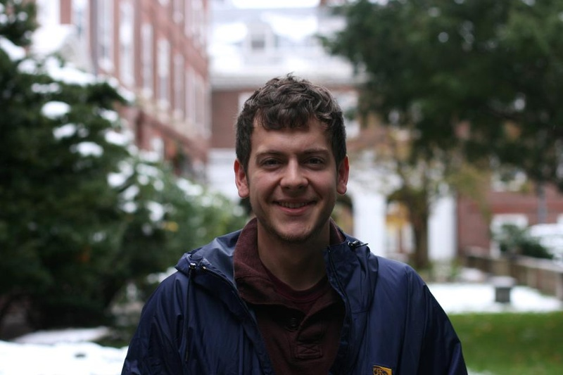 Lab Rat: Luke Thornburg '13