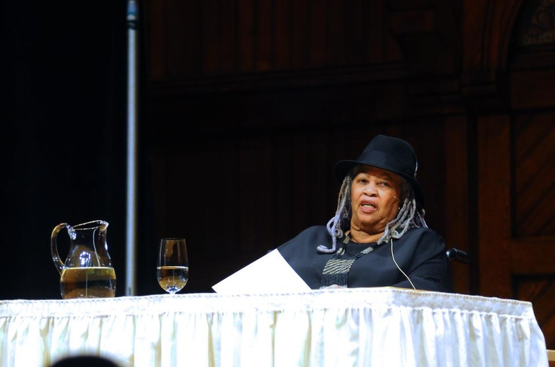 Toni Morrison on Goodness and Altruism