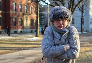 15 Coldest Freshmen: George