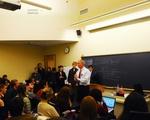 Harvard College Democrats Vote to Endorse a US Senate Candidate