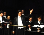 Radcliffe Choral Society and Harvard Glee Club Concert
