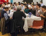 Passover at the Hillel