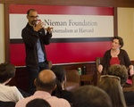 Junot Diaz at Nieman Foundation